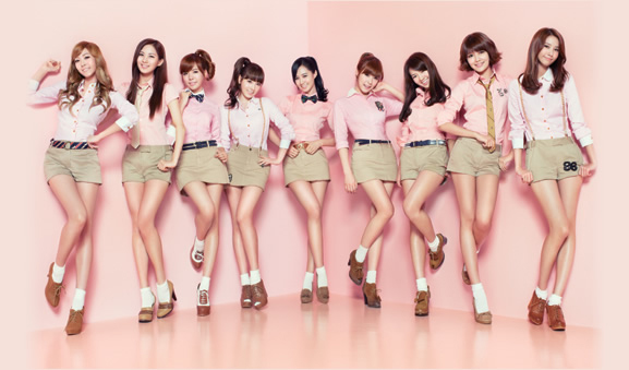 |INFO| Girls' Generation 2011 Official Calendar Details