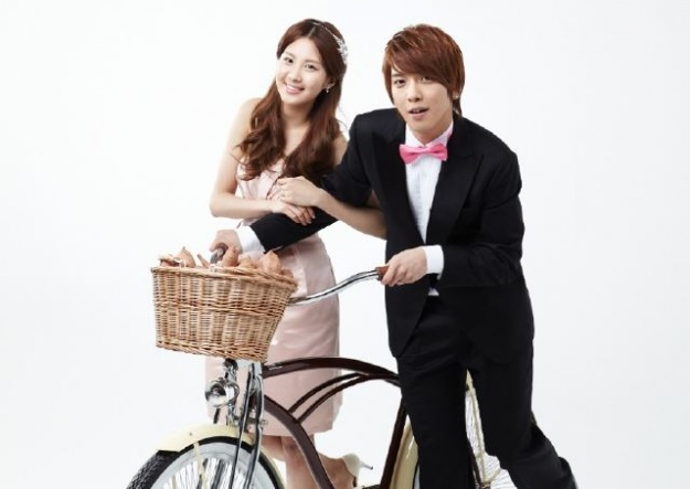 yongseo,goguma,wedding,wgm,we got married, banmal song,chodding