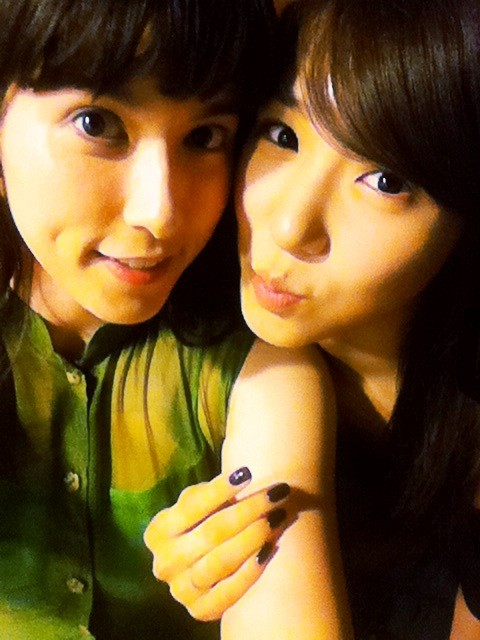 110803 Tiffany with Isak