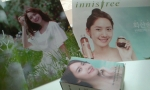 110804 Yoona - Innisfree Goodies 1