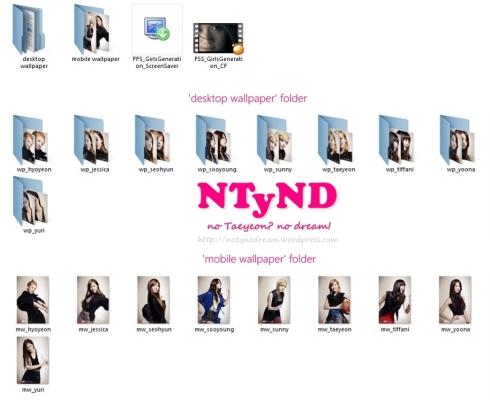 wallpaper | No Taeyeon No Dream